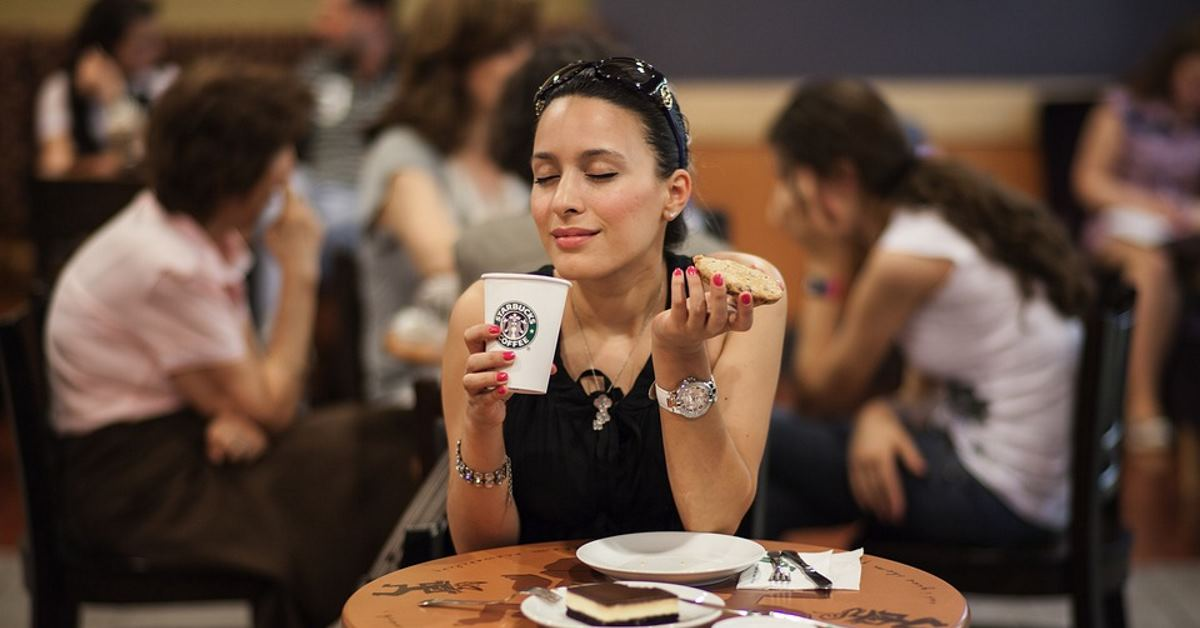 Starbucks branded content management
